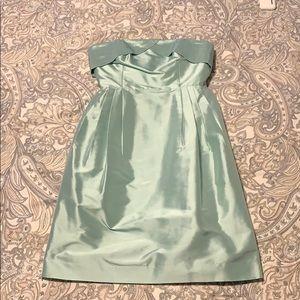 J. CREW MINT GREEN DRESS